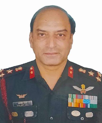Brigadier BS Gill