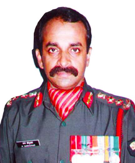 Col Shrikumar Nair
