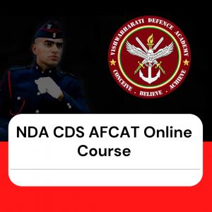 NDA-CDS-AFCAT-Online-Course