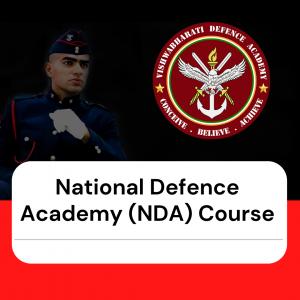 National Defence Academy NDA Course